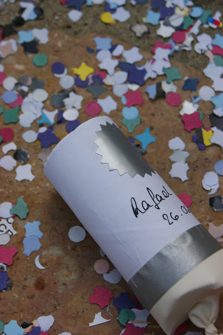 pop up confetti diy