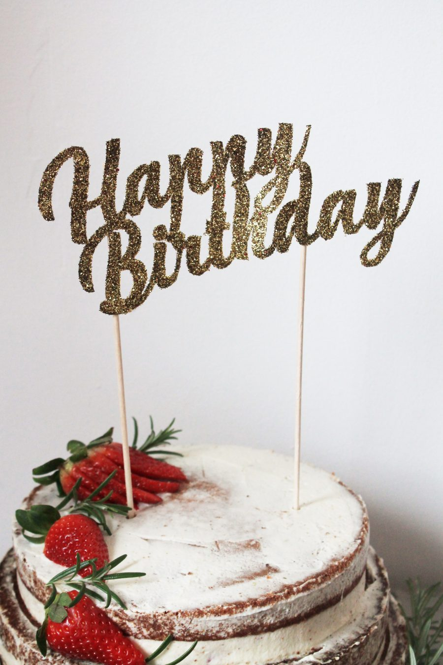 diy cake topper printable
