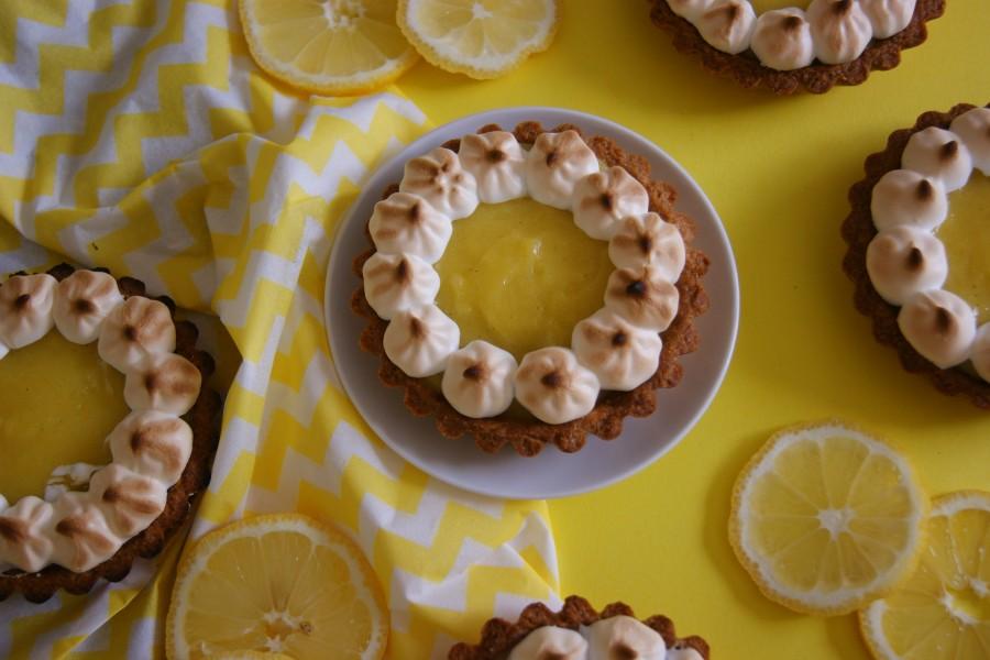 recette tartelette au citron