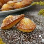 recette madeleines aux miel