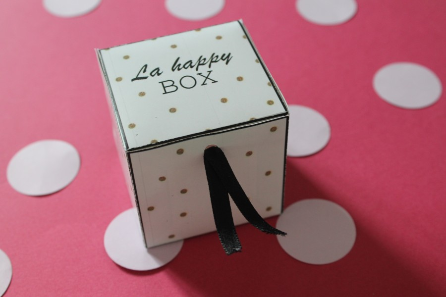 diy happy box