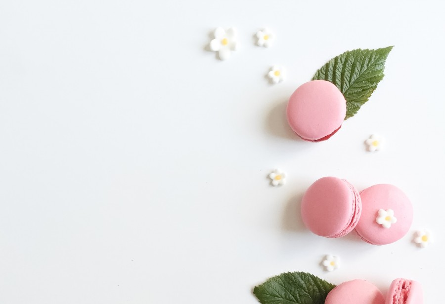 Macarons Framboise Lyg