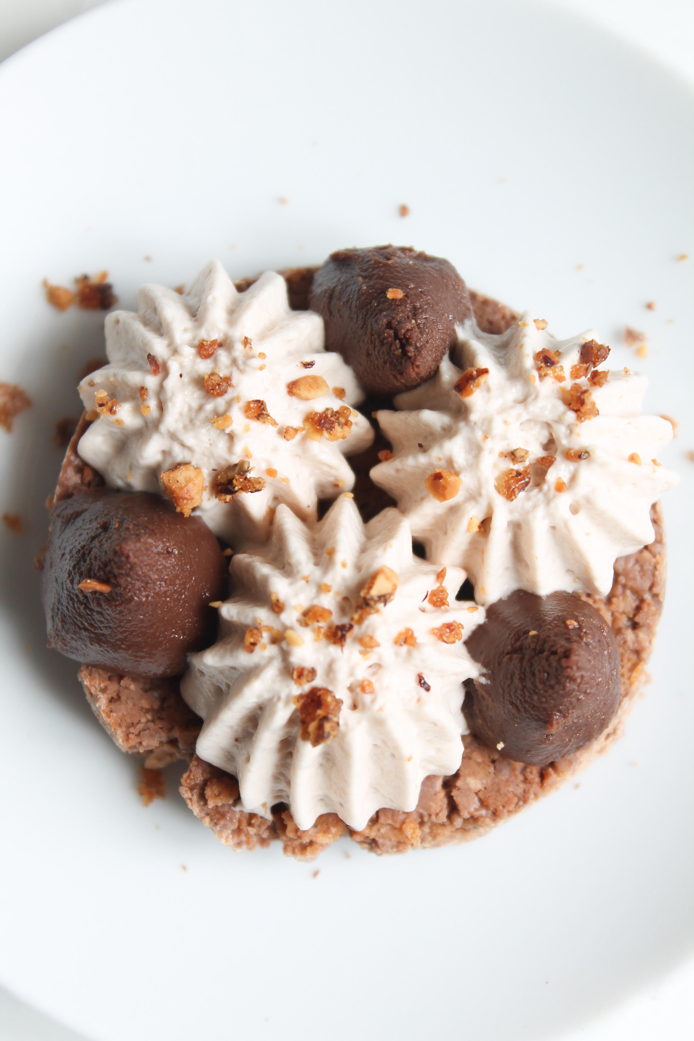 recette CROUSTILLANT CHOCO NOISETTE