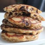 pancakes aux pépites de choco