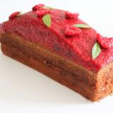 CAKE MARBRÉ FRAMBOISE